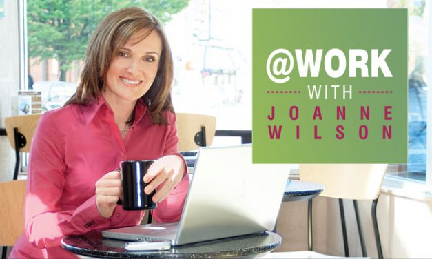 At Work With Joanne Wilson