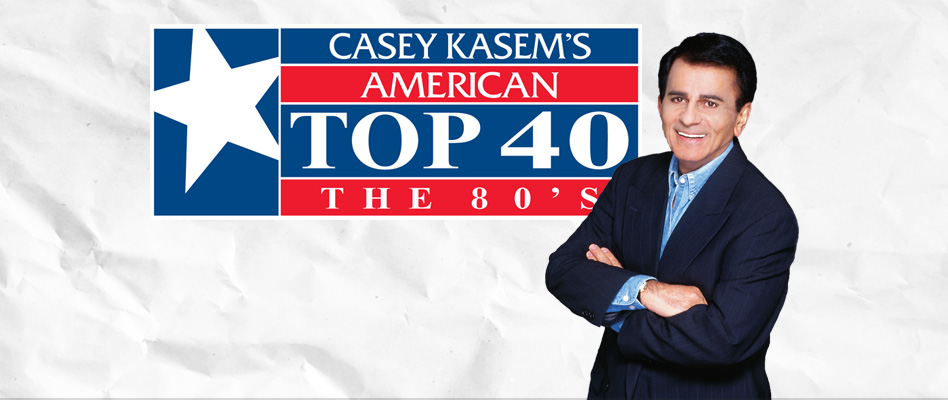 Casey Kasem's American Top 40: The 80's