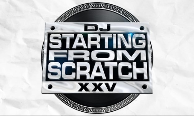 DJ Starting From Scratch Hit Mix