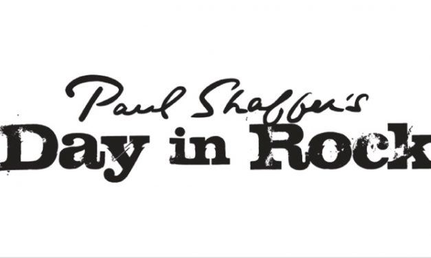Paul Shaffer's Day in Rock